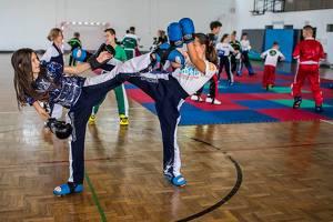 2018 Węgrów zgrupowanie