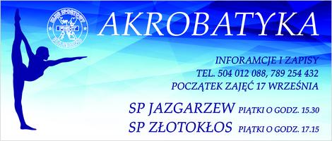2021 Akro baner