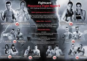 2016 Gala PFN Fightcard