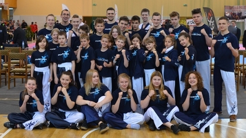 2017 MP Kadet Junior PF i LC -drużyna